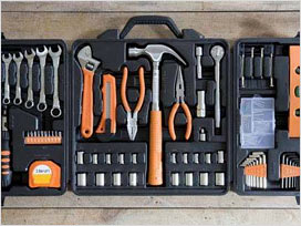 Annonce Tools & Materials
